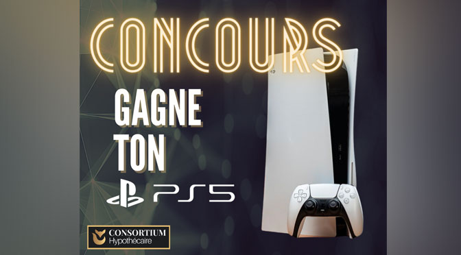 Concours PS5 - Playstation 5