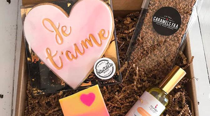 Concours Saint-Valentin 2021 - Idée Cadeau Québec