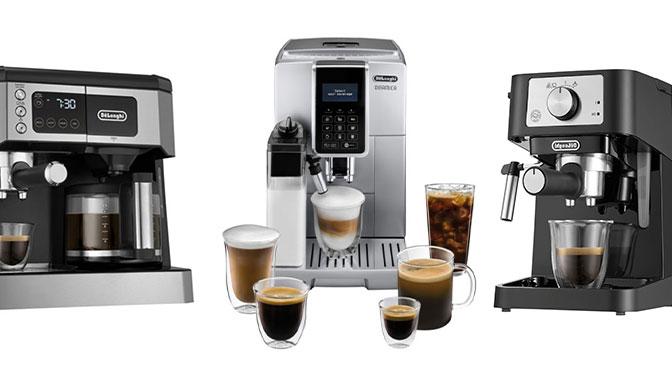 concours Machine à café Espresso De'longhi