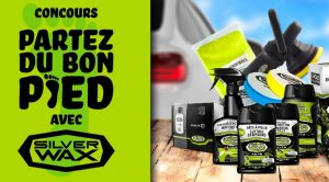 Concours remise à neuf auto Silverwax