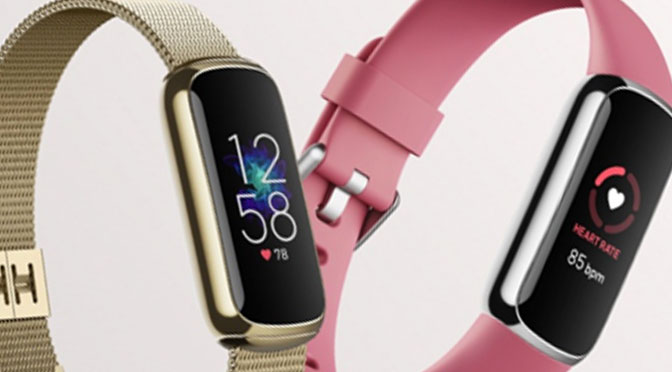 Concours Fitbit Luxe