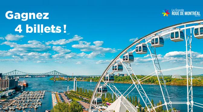 Concours Grande roue de Montréal
