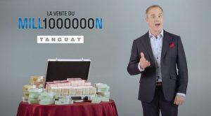 Concours La Vente du Million Tanguay TVA Gino