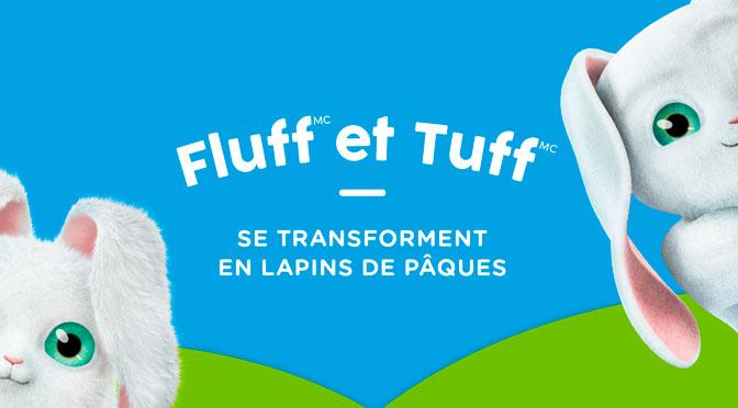 Concours Cascade Pâques Fluff & Stuff