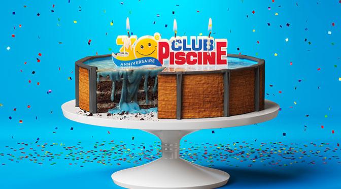 Concours on vous gâte club piscine 30 ans