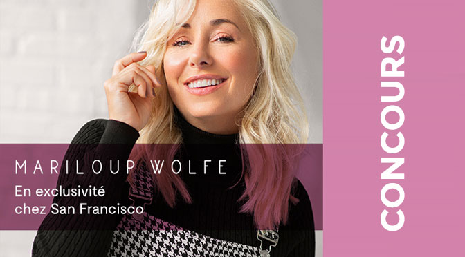 Concours Mariloup Wolfe Garde Robe San Francisco
