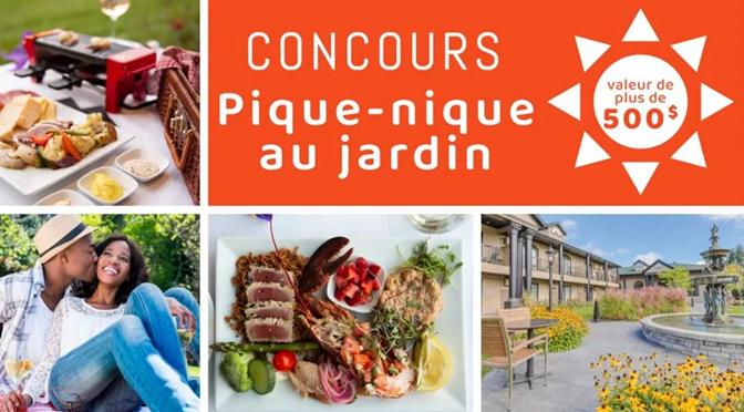 Concours Pique Nique Montfort Nicolet
