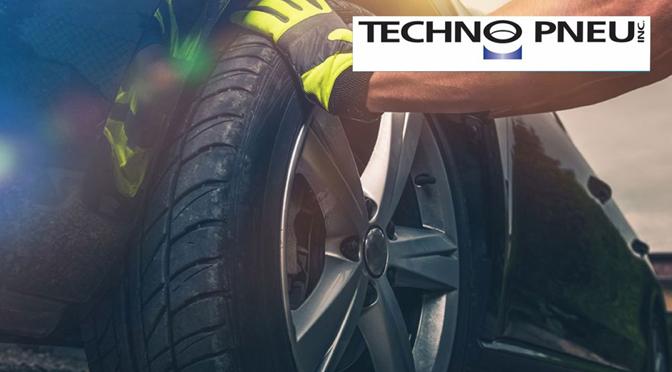 Concours François Charron écolo techno pneu