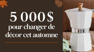 Concours Changez de Décor Linen Chest