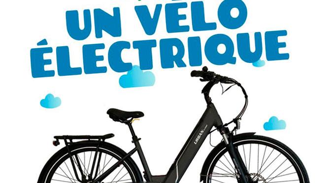 Concours le magazine l'Alternative électrique vélo électrique
