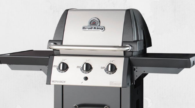 Cocours MaGranby BBQ Broil King