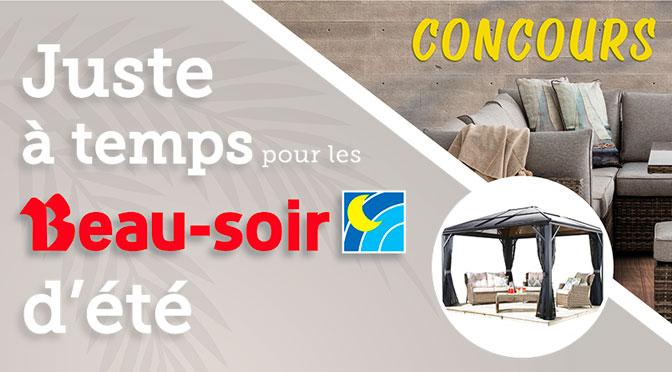 Concours Beaudry & Cadrin Inc. et les Beau-soir
