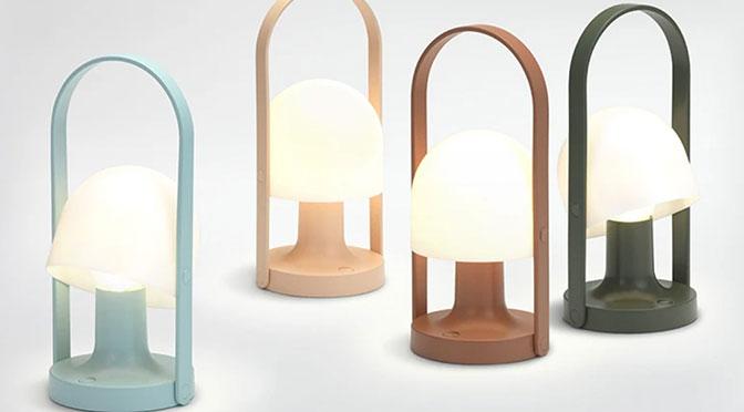 Concours Luminaires & cie lampe portative FollowMe par Marset