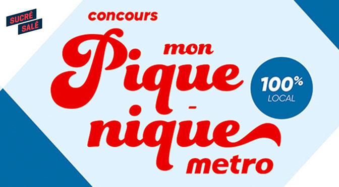 Concours TVA inc. et METRO panier Metro et Carte Cadeau