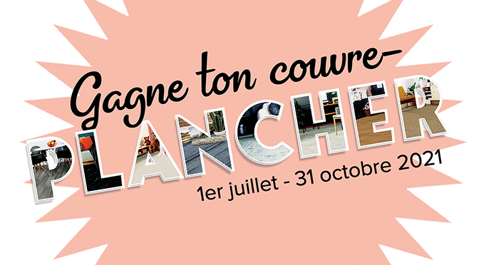 Concours Beaulieu Canada Certificat cadeau Couvre-plancher