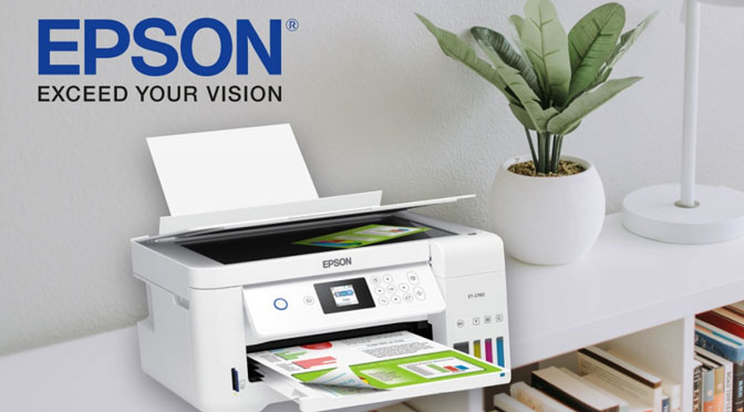 Gagnez une imprimante Epson EcoTank!