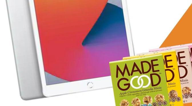 Concours Les marchés Tau Ipad 10.2 & 9 produits de MadeGood
