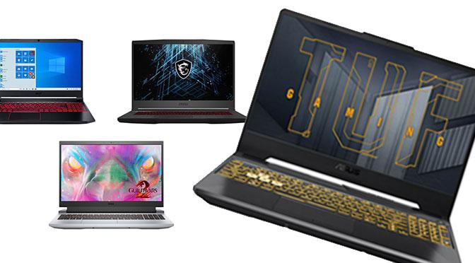 BestBuy 4 ordianteurs portable de jeu Intel Série H