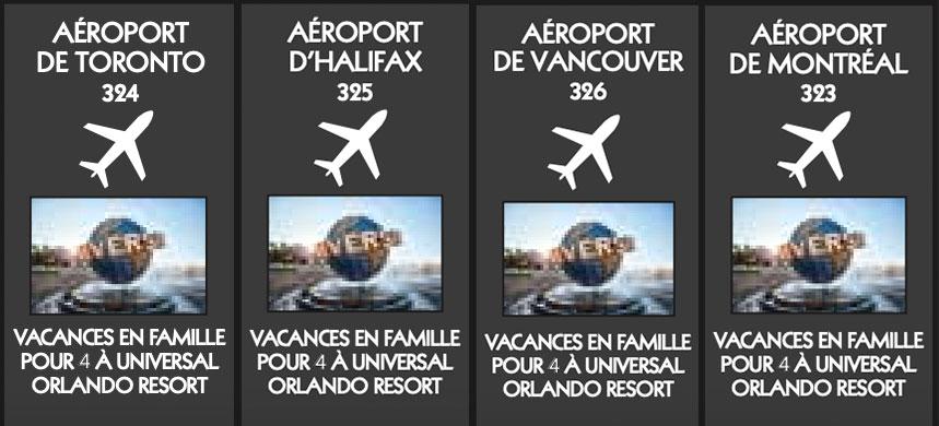 Vignette aeroport Monopoly 2021