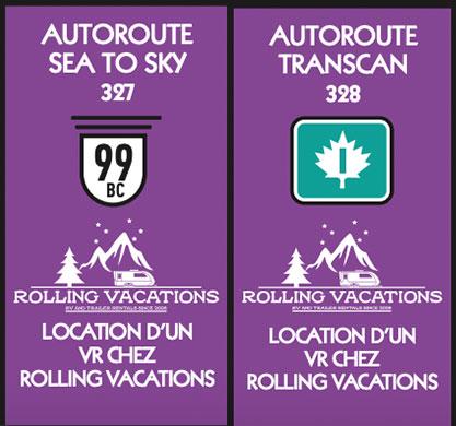 Vignette autoroute Monopoly 2021
