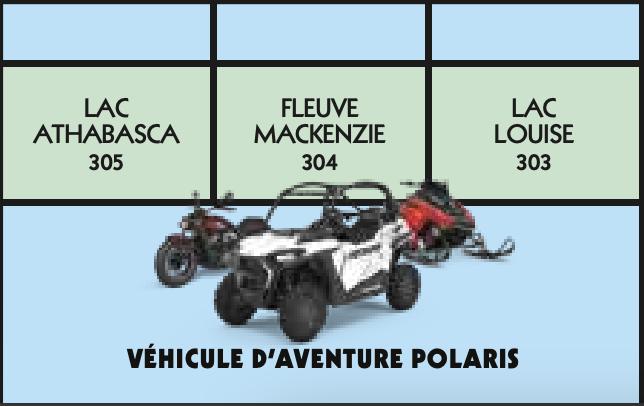 Vignette bleu pale Monopoly 2021