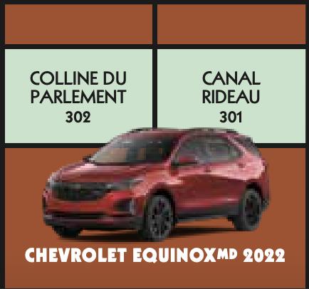 Vignette brune Monopoly 2021