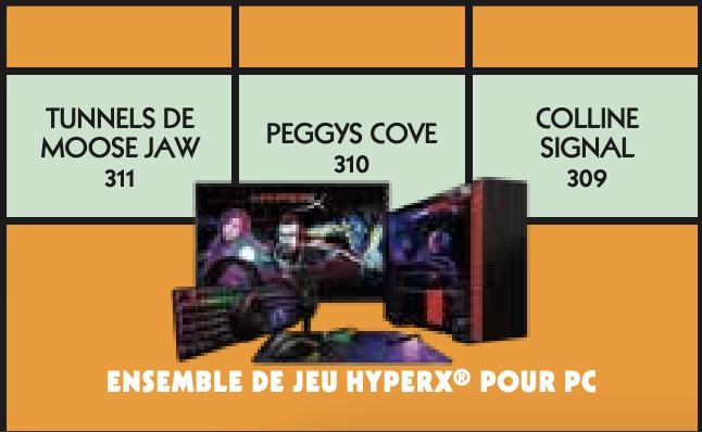 Vignette orange Monopoly 2021