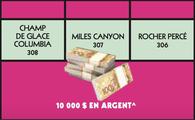 Vignette rose Monopoly 2021