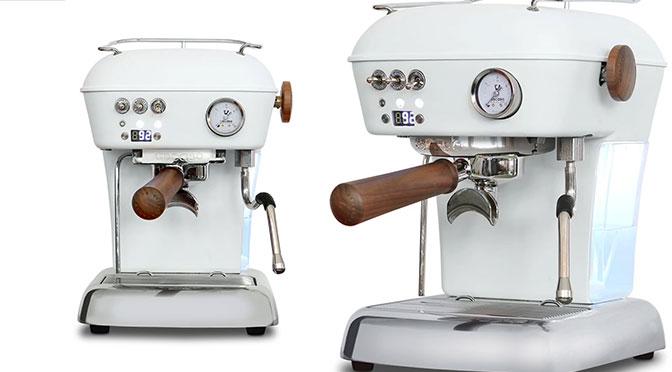 Concours machine à espresso Ascaso Dream et café moulu espresso DiNapoli